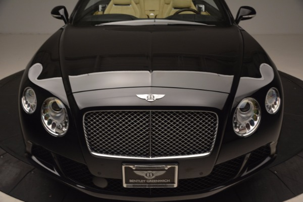 Used 2012 Bentley Continental GT W12 for sale Sold at Maserati of Greenwich in Greenwich CT 06830 24