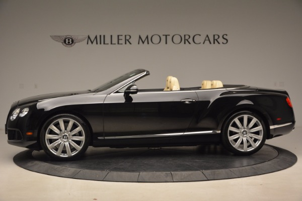 Used 2012 Bentley Continental GT W12 for sale Sold at Maserati of Greenwich in Greenwich CT 06830 3