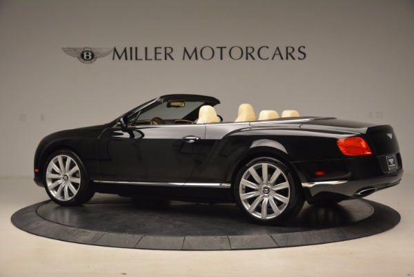 Used 2012 Bentley Continental GT W12 for sale Sold at Maserati of Greenwich in Greenwich CT 06830 4