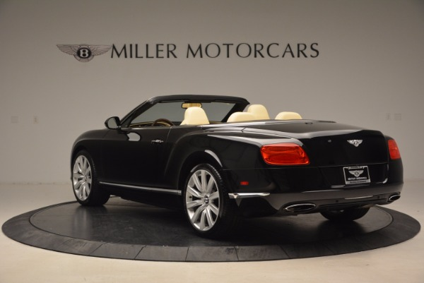 Used 2012 Bentley Continental GT W12 for sale Sold at Maserati of Greenwich in Greenwich CT 06830 5