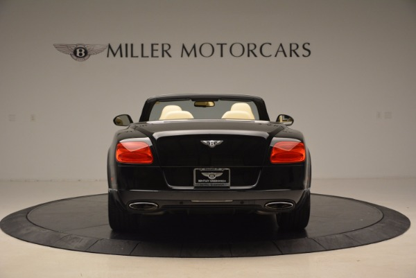Used 2012 Bentley Continental GT W12 for sale Sold at Maserati of Greenwich in Greenwich CT 06830 6