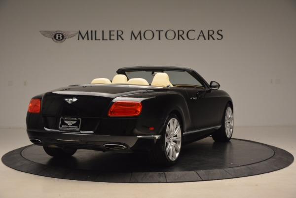 Used 2012 Bentley Continental GT W12 for sale Sold at Maserati of Greenwich in Greenwich CT 06830 7