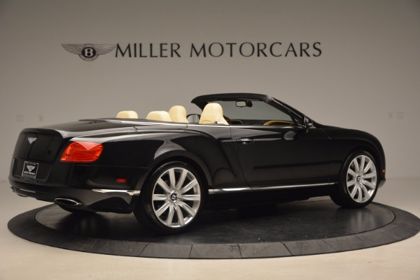 Used 2012 Bentley Continental GT W12 for sale Sold at Maserati of Greenwich in Greenwich CT 06830 8
