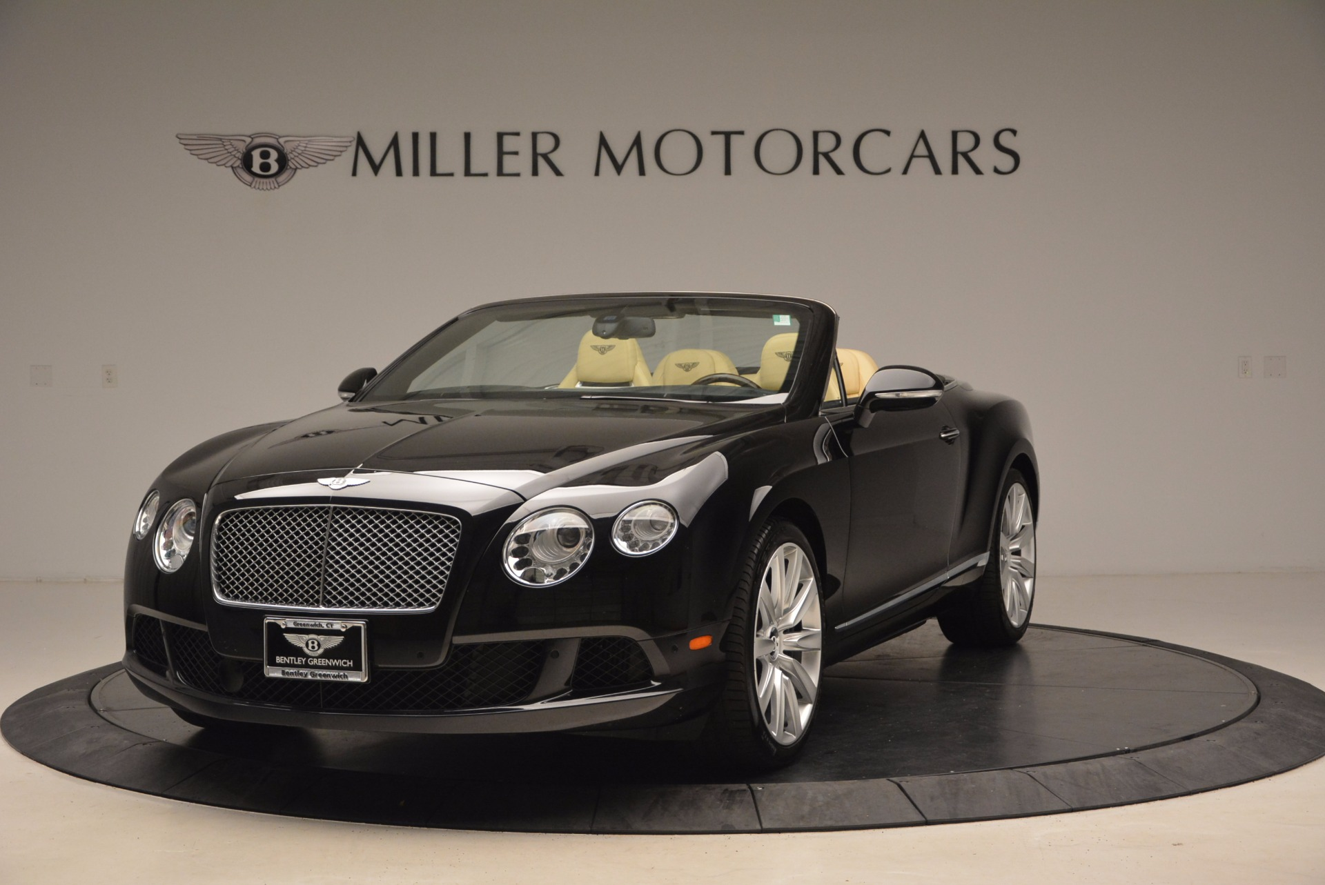 Used 2012 Bentley Continental GT W12 for sale Sold at Maserati of Greenwich in Greenwich CT 06830 1