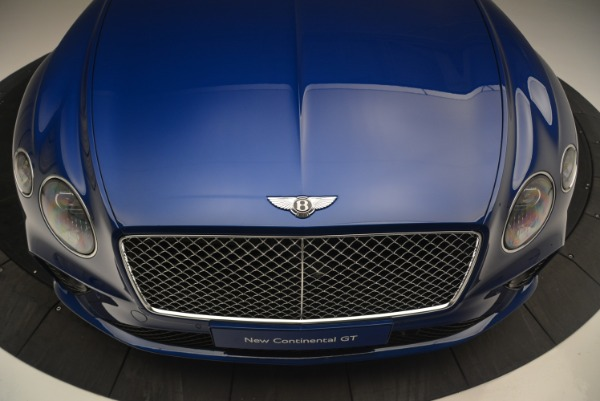New 2020 Bentley Continental GT for sale Sold at Maserati of Greenwich in Greenwich CT 06830 13