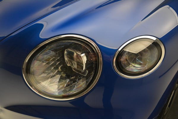 New 2020 Bentley Continental GT for sale Sold at Maserati of Greenwich in Greenwich CT 06830 15