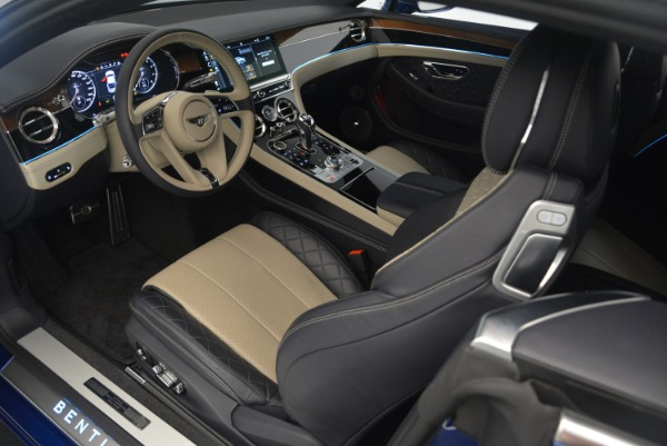 New 2020 Bentley Continental GT for sale Sold at Maserati of Greenwich in Greenwich CT 06830 27