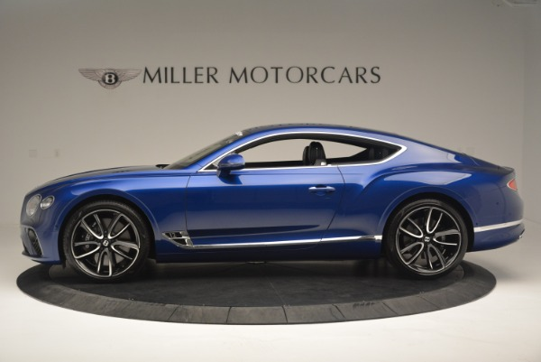 New 2020 Bentley Continental GT for sale Sold at Maserati of Greenwich in Greenwich CT 06830 3