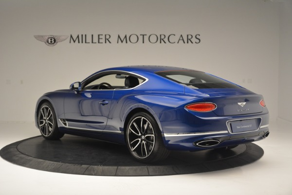 New 2020 Bentley Continental GT for sale Sold at Maserati of Greenwich in Greenwich CT 06830 4