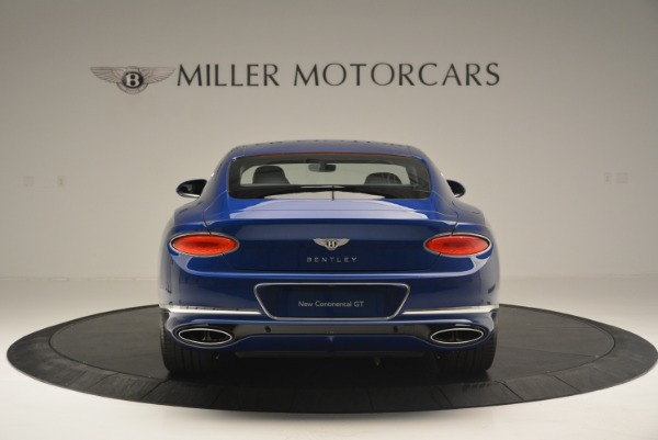 New 2020 Bentley Continental GT for sale Sold at Maserati of Greenwich in Greenwich CT 06830 6