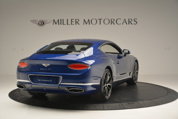New 2020 Bentley Continental GT for sale Sold at Maserati of Greenwich in Greenwich CT 06830 7