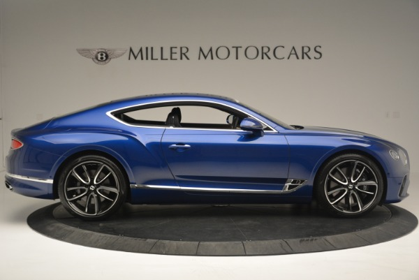 New 2020 Bentley Continental GT for sale Sold at Maserati of Greenwich in Greenwich CT 06830 9