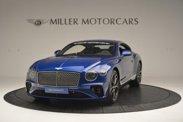 New 2020 Bentley Continental GT for sale Sold at Maserati of Greenwich in Greenwich CT 06830 1