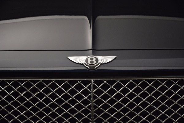 Used 2018 Bentley Bentayga W12 Signature for sale Call for price at Maserati of Greenwich in Greenwich CT 06830 14
