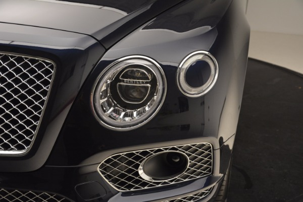 Used 2018 Bentley Bentayga W12 Signature for sale Call for price at Maserati of Greenwich in Greenwich CT 06830 15