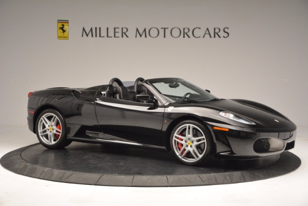 Used 2008 Ferrari F430 Spider for sale Sold at Maserati of Greenwich in Greenwich CT 06830 10