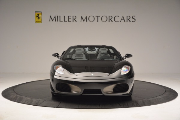 Used 2008 Ferrari F430 Spider for sale Sold at Maserati of Greenwich in Greenwich CT 06830 12