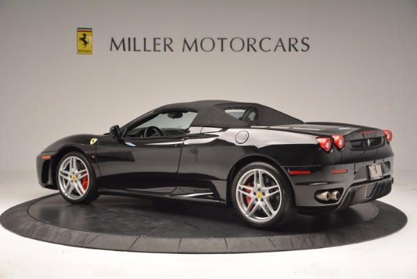 Used 2008 Ferrari F430 Spider for sale Sold at Maserati of Greenwich in Greenwich CT 06830 16