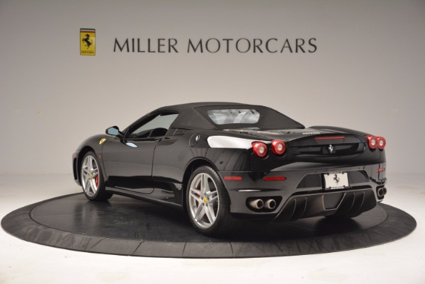 Used 2008 Ferrari F430 Spider for sale Sold at Maserati of Greenwich in Greenwich CT 06830 17