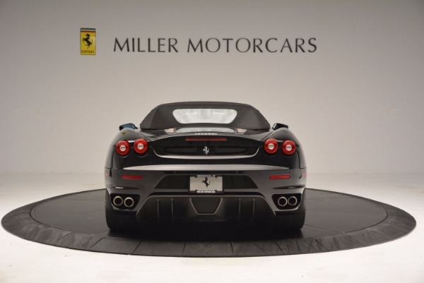 Used 2008 Ferrari F430 Spider for sale Sold at Maserati of Greenwich in Greenwich CT 06830 18