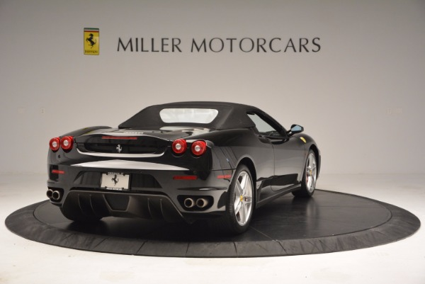 Used 2008 Ferrari F430 Spider for sale Sold at Maserati of Greenwich in Greenwich CT 06830 19