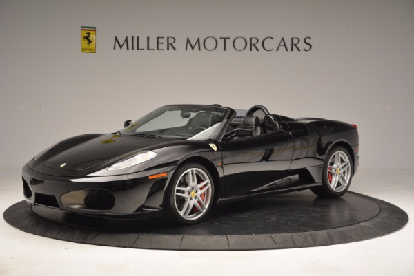 Used 2008 Ferrari F430 Spider for sale Sold at Maserati of Greenwich in Greenwich CT 06830 2