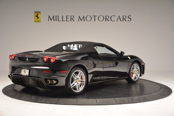 Used 2008 Ferrari F430 Spider for sale Sold at Maserati of Greenwich in Greenwich CT 06830 20