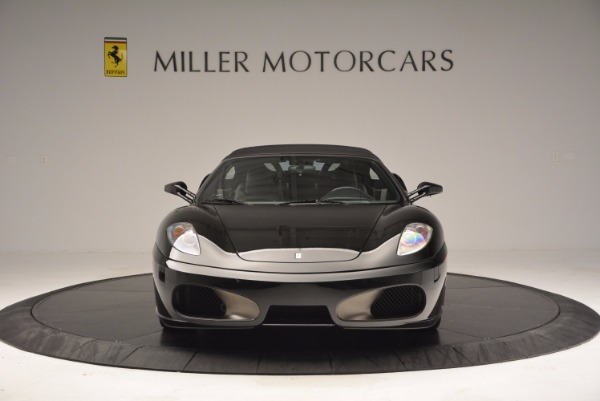 Used 2008 Ferrari F430 Spider for sale Sold at Maserati of Greenwich in Greenwich CT 06830 24