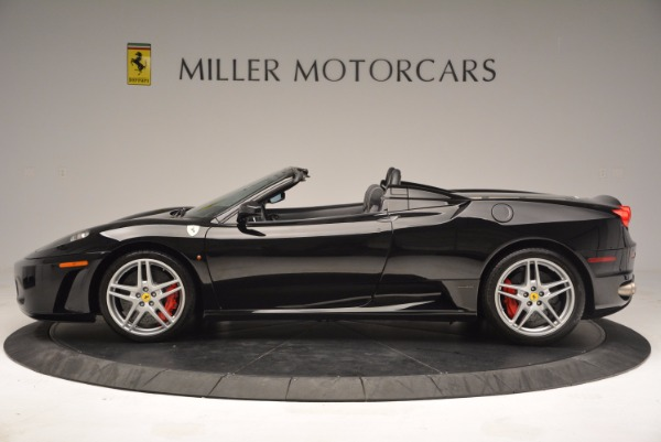 Used 2008 Ferrari F430 Spider for sale Sold at Maserati of Greenwich in Greenwich CT 06830 3