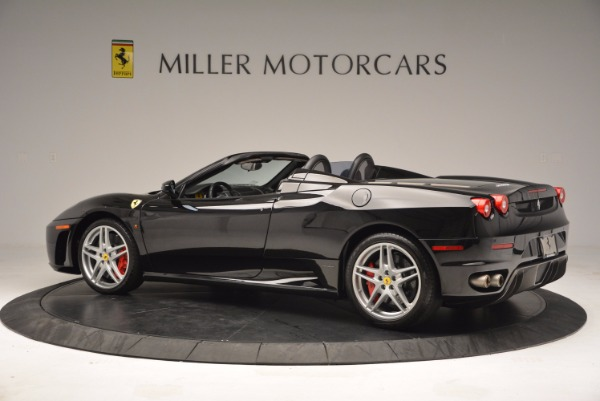 Used 2008 Ferrari F430 Spider for sale Sold at Maserati of Greenwich in Greenwich CT 06830 4