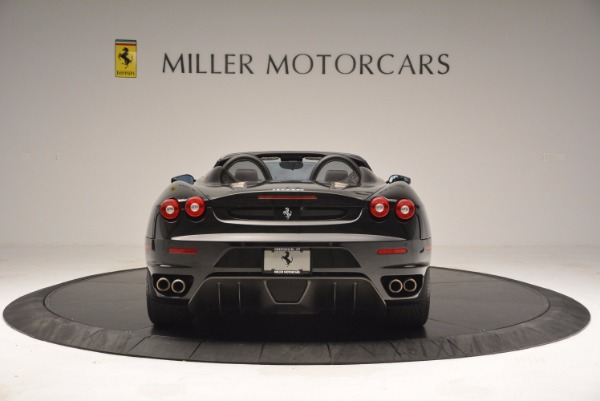 Used 2008 Ferrari F430 Spider for sale Sold at Maserati of Greenwich in Greenwich CT 06830 6