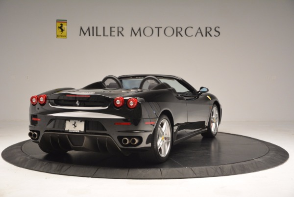 Used 2008 Ferrari F430 Spider for sale Sold at Maserati of Greenwich in Greenwich CT 06830 7