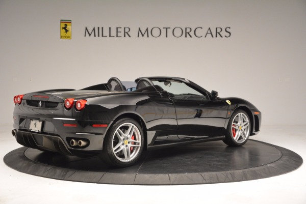 Used 2008 Ferrari F430 Spider for sale Sold at Maserati of Greenwich in Greenwich CT 06830 8
