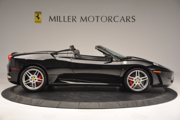 Used 2008 Ferrari F430 Spider for sale Sold at Maserati of Greenwich in Greenwich CT 06830 9