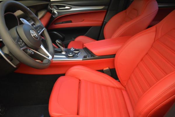 New 2018 Alfa Romeo Stelvio Ti Q4 for sale Sold at Maserati of Greenwich in Greenwich CT 06830 14