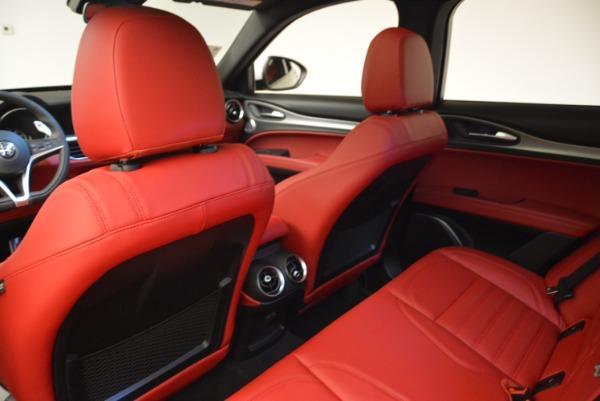 New 2018 Alfa Romeo Stelvio Ti Q4 for sale Sold at Maserati of Greenwich in Greenwich CT 06830 16