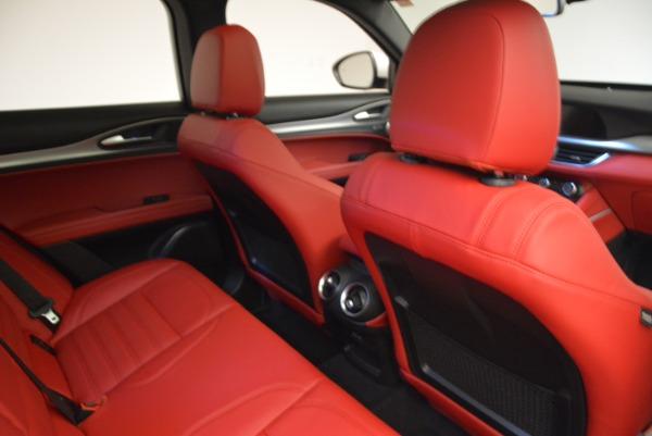 New 2018 Alfa Romeo Stelvio Ti Q4 for sale Sold at Maserati of Greenwich in Greenwich CT 06830 22