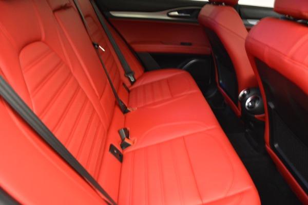 New 2018 Alfa Romeo Stelvio Ti Q4 for sale Sold at Maserati of Greenwich in Greenwich CT 06830 23