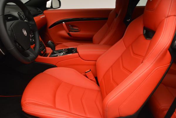 New 2017 Maserati GranTurismo Sport for sale Sold at Maserati of Greenwich in Greenwich CT 06830 14