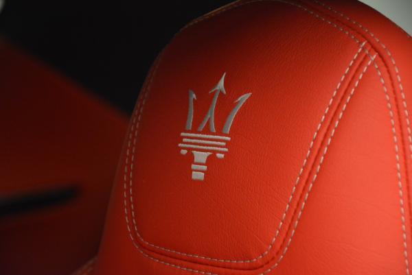 New 2017 Maserati GranTurismo Sport for sale Sold at Maserati of Greenwich in Greenwich CT 06830 16