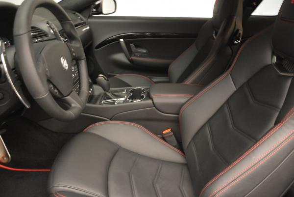 New 2016 Maserati GranTurismo Sport for sale Sold at Maserati of Greenwich in Greenwich CT 06830 12