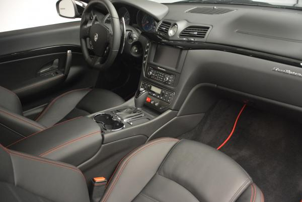 New 2016 Maserati GranTurismo Sport for sale Sold at Maserati of Greenwich in Greenwich CT 06830 16