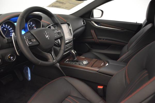 Used 2018 Maserati Ghibli S Q4 for sale $55,900 at Maserati of Greenwich in Greenwich CT 06830 12