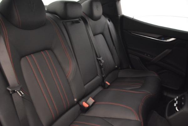 Used 2018 Maserati Ghibli S Q4 for sale $55,900 at Maserati of Greenwich in Greenwich CT 06830 25