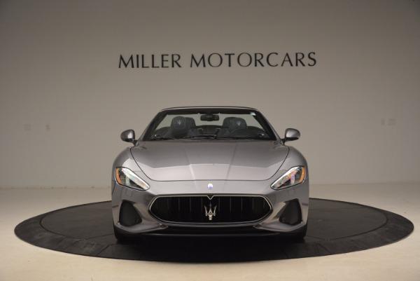 Used 2018 Maserati GranTurismo Sport Convertible for sale Sold at Maserati of Greenwich in Greenwich CT 06830 23