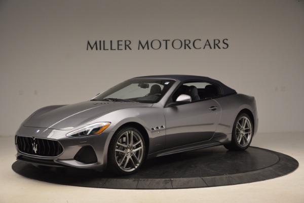 Used 2018 Maserati GranTurismo Sport Convertible for sale Sold at Maserati of Greenwich in Greenwich CT 06830 4
