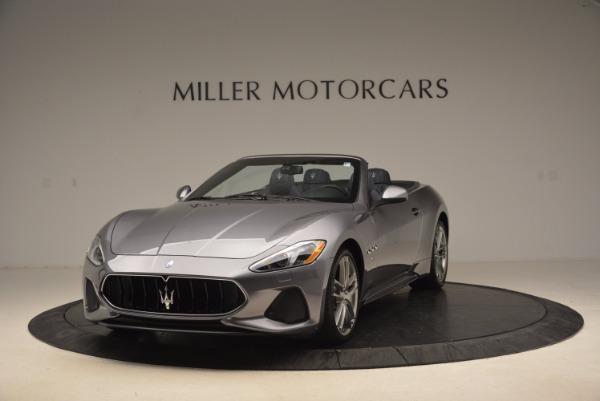Used 2018 Maserati GranTurismo Sport Convertible for sale Sold at Maserati of Greenwich in Greenwich CT 06830 1