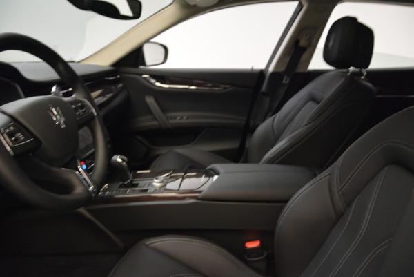 New 2018 Maserati Quattroporte S Q4 GranLusso for sale Sold at Maserati of Greenwich in Greenwich CT 06830 14