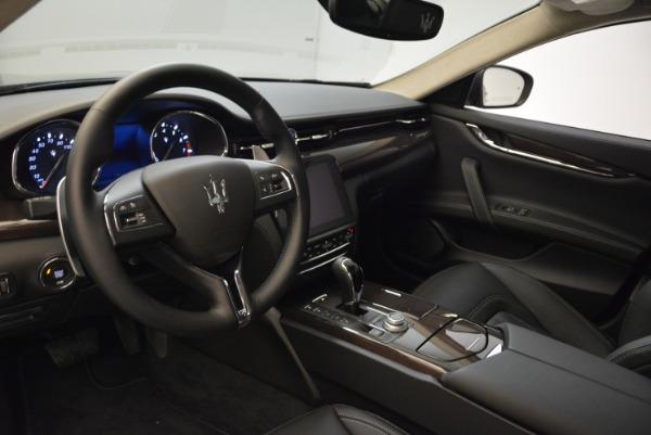 New 2018 Maserati Quattroporte S Q4 GranLusso for sale Sold at Maserati of Greenwich in Greenwich CT 06830 15