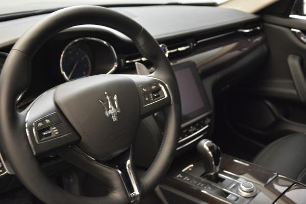 New 2018 Maserati Quattroporte S Q4 GranLusso for sale Sold at Maserati of Greenwich in Greenwich CT 06830 16